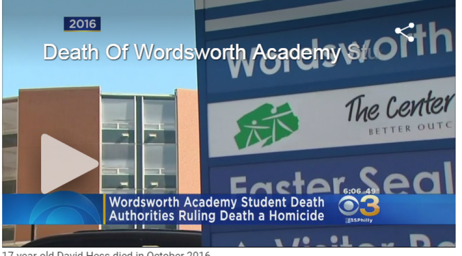 Death Of Wordsworth Academy Student Ruled A Homicide